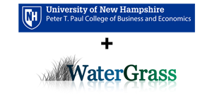 WaterGrass & UNH Paul School Partner to Extract Lessons from Fundraising and Volunteer Data